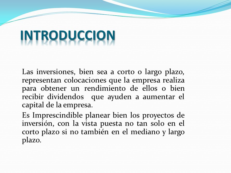 INTRODUCCION