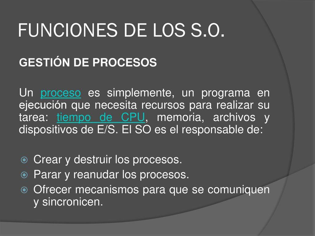 INSTALACIÓN Y MANTENIMIENTO DE SISTEMAS OPERATIVOS - ppt descargar