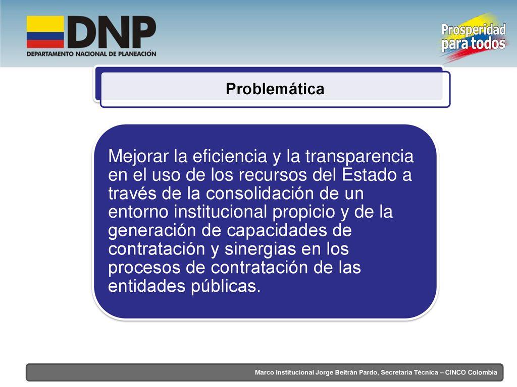 AGENCIA NACIONAL DE CONTRATACIÓN - ppt descargar