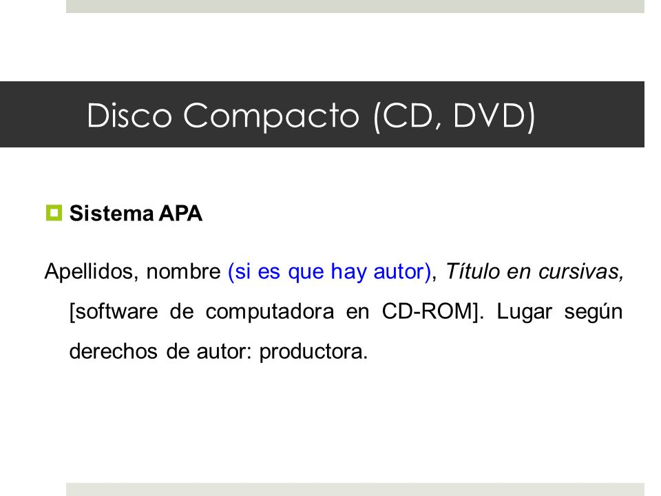 Disco Compacto (CD, DVD)