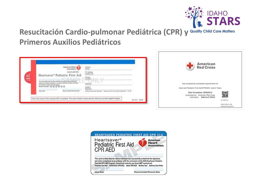 Único Cpr Aed Certificación En Línea Festooning - Certificado Actas ...