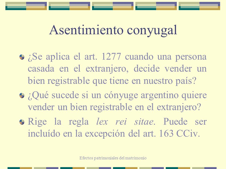 Asentimiento conyugal