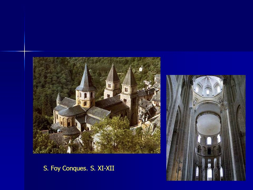 S. Foy Conques. S. XI-XII