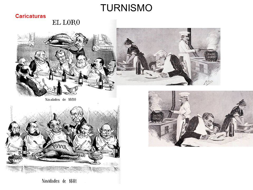 TURNISMO Caricaturas