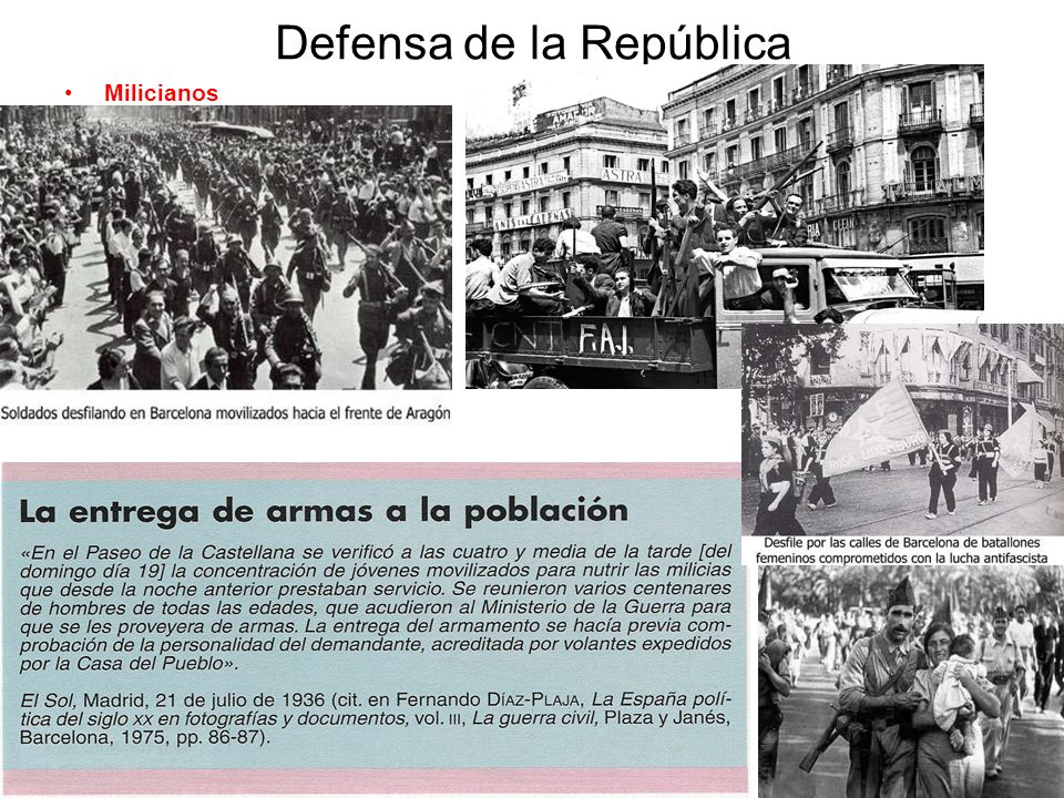 Defensa de la República