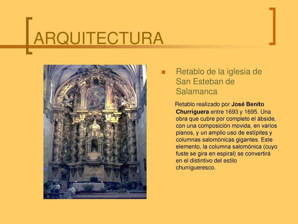 Barroco En Espana Caracteristicas Generales Ppt Descargar