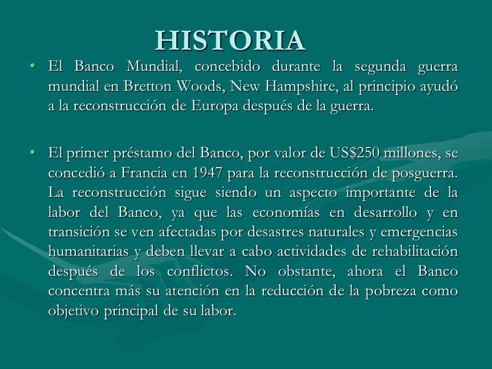 HISTORIA DEL BANCO MUNDIAL PDF DOWNLOAD