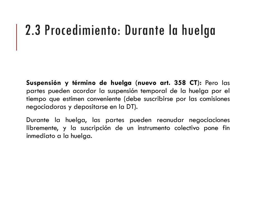 REFORMA LABORAL: Derecho a huelga - ppt descargar