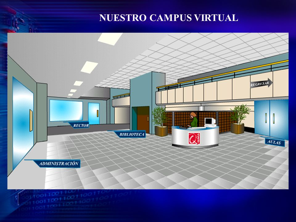NUESTRO CAMPUS VIRTUAL
