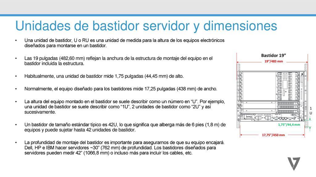 Presentación de formación sobre productos: bastidores - ppt descargar