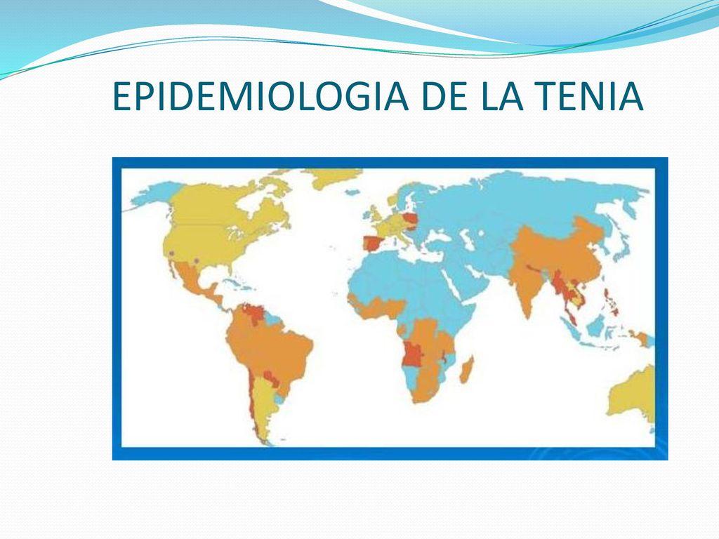 Teniasis etiológia epidemiológia