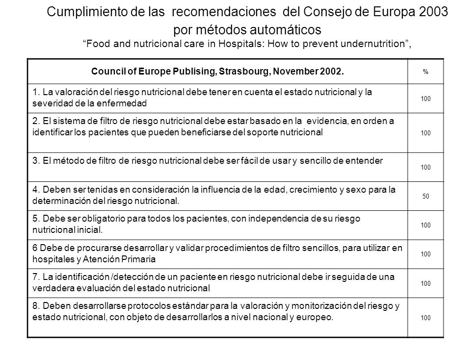 Council of Europe Publising, Strasbourg, November 2002.