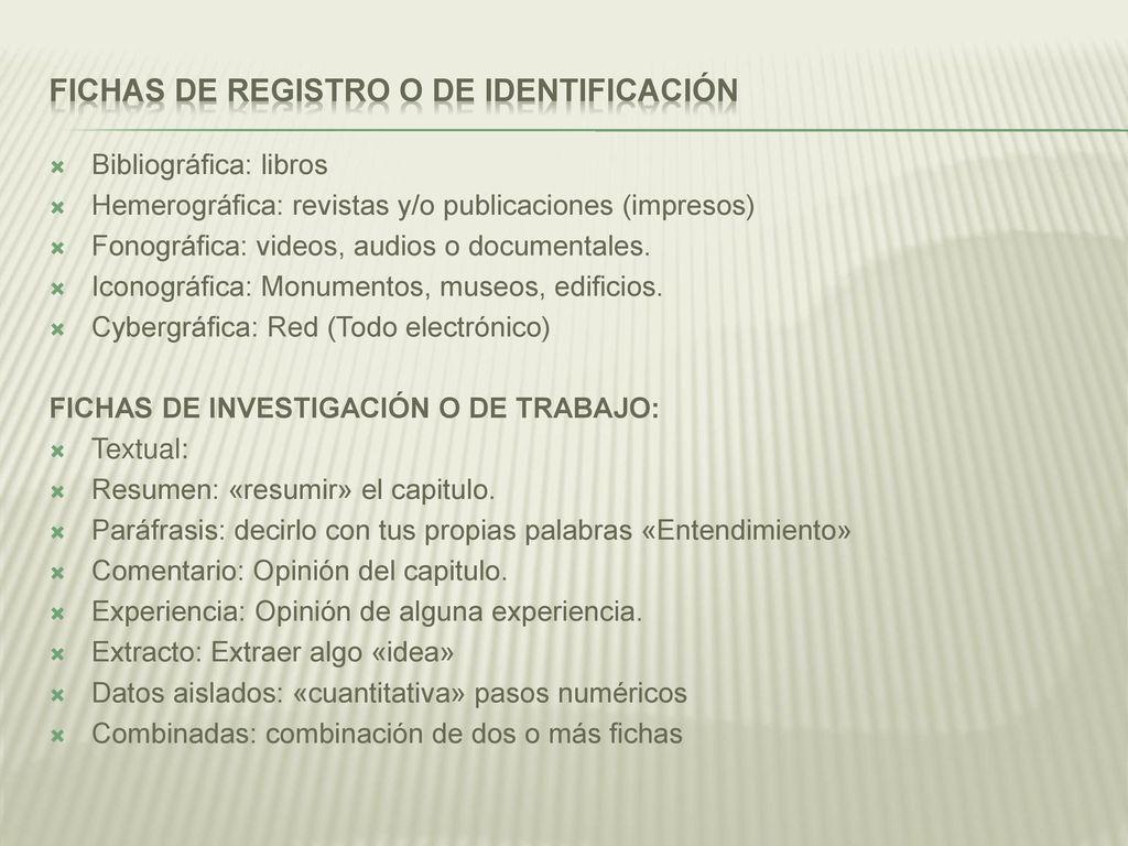 METODOLOGÍA DE LA INVESTIGACIÓN - ppt descargar