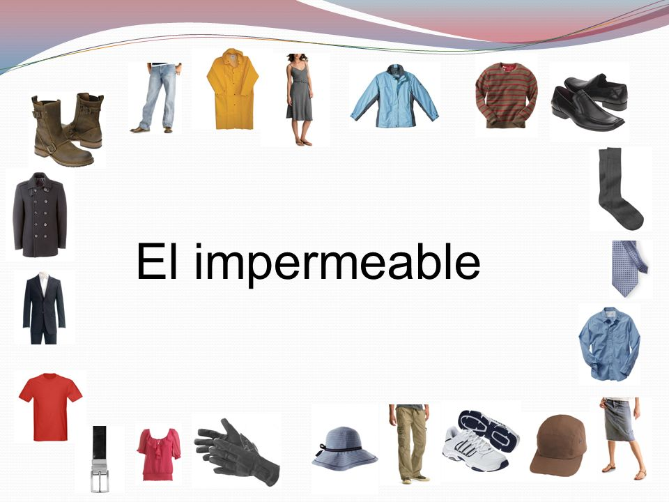 El impermeable