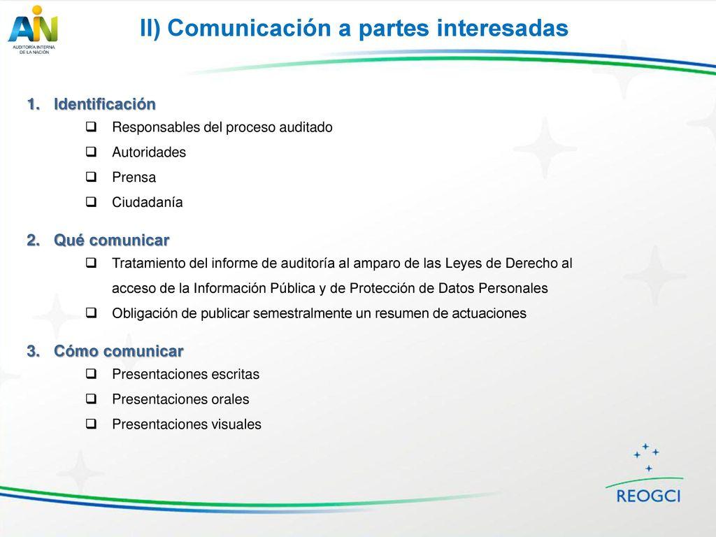 INFORME DE AUDITORÍA. INFORME DE AUDITORÍA Agenda Informe de ...