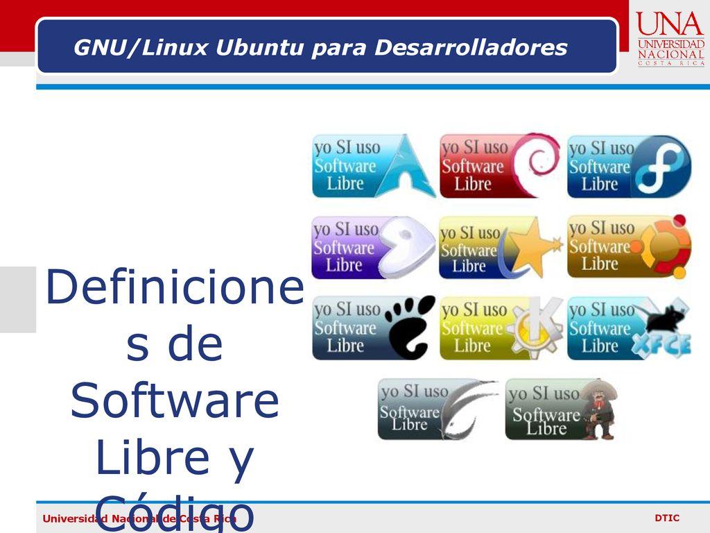El Software Libre y Open Source para desarrolladores de Software ...