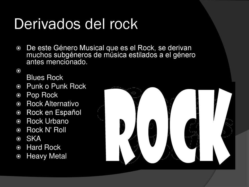 EL Rock Fernando Imperial Ramírez Alejandro Granados