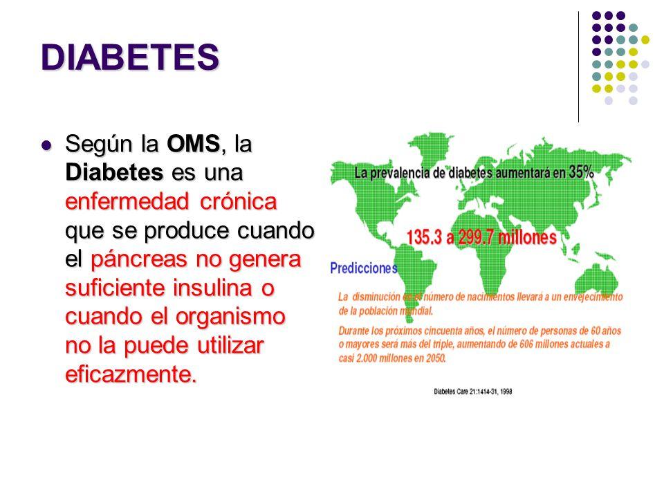 diabetes mellitus tipo 2 oms definicion