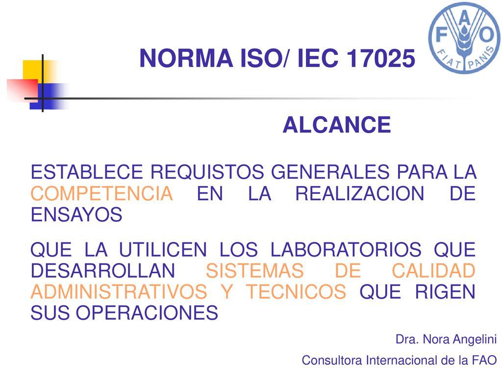 TALLER SUBREGIONAL SOBRE ASEGURAMIENTO DE CALIDAD Y VALIDACIÓN DE ...