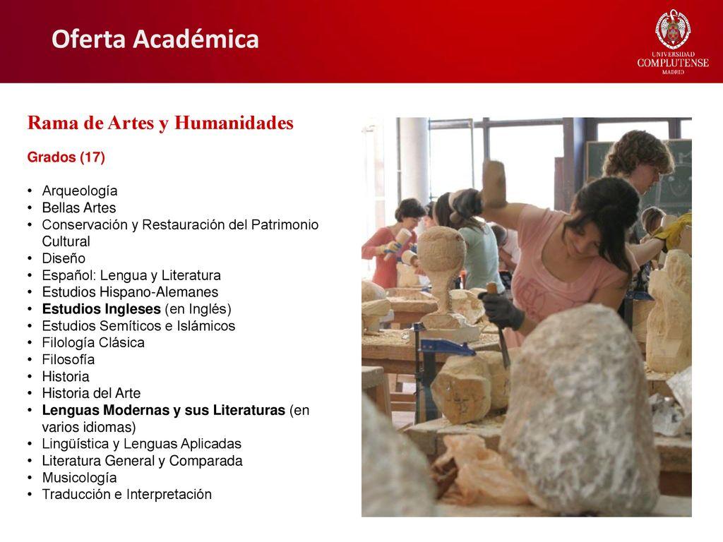 La Ucm La Universidad Complutense De Madrid Es La Mayor Universidad