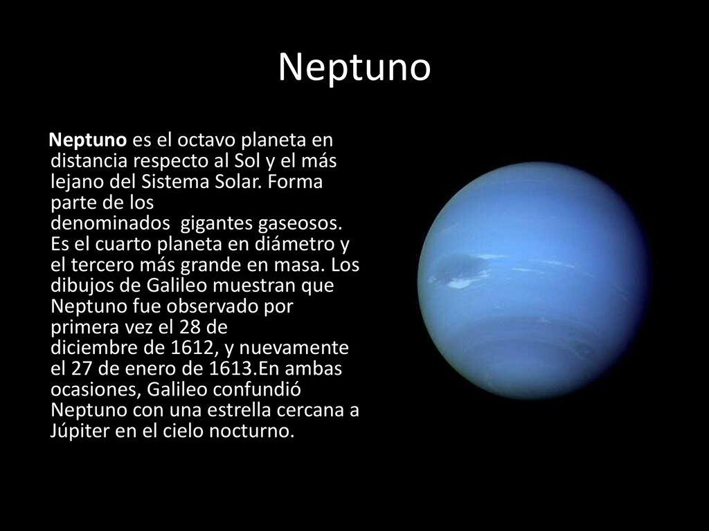 Los planetas del sistema solar - ppt descargar