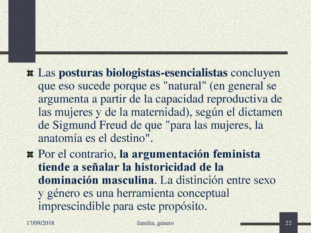 Sociología del vínculo familiar y amoroso. La cuestión del género ...