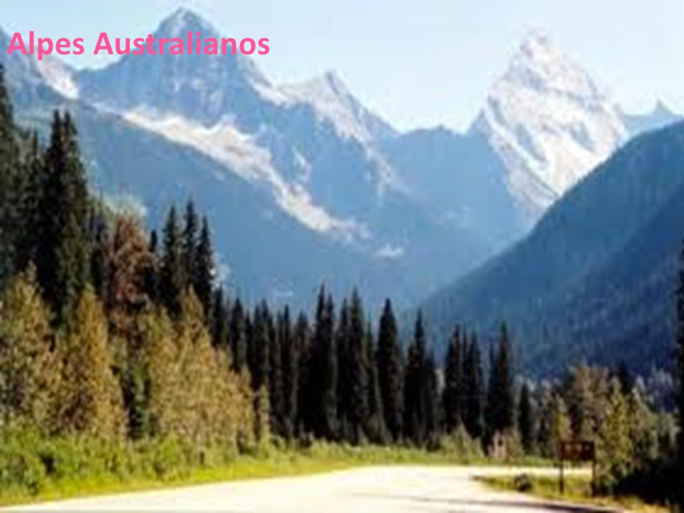 Alpes Australianos 26/04/12