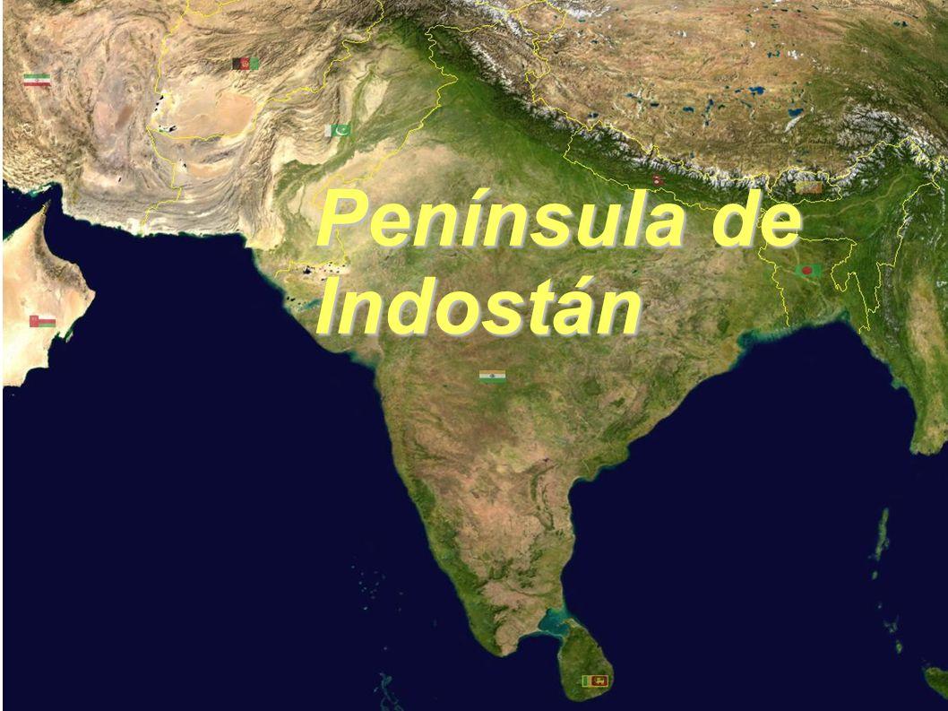 Peninsula Indostan Mapa Fisico.Asia Fisica Ppt Video Online Descargar
