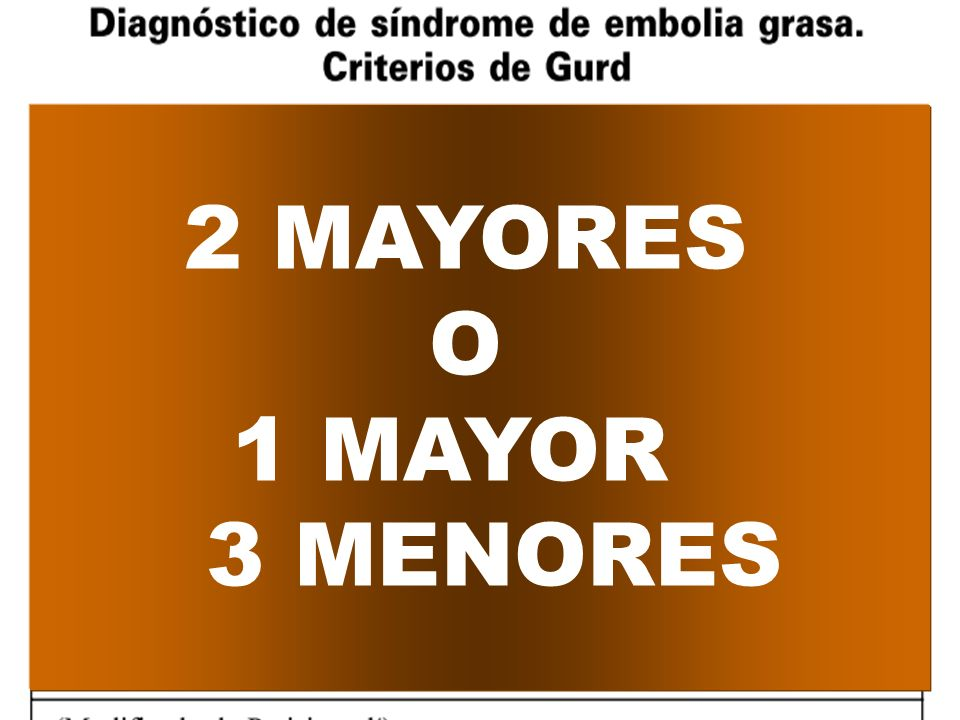 2 MAYORES O 1 MAYOR 3 MENORES en adapted by other authors who