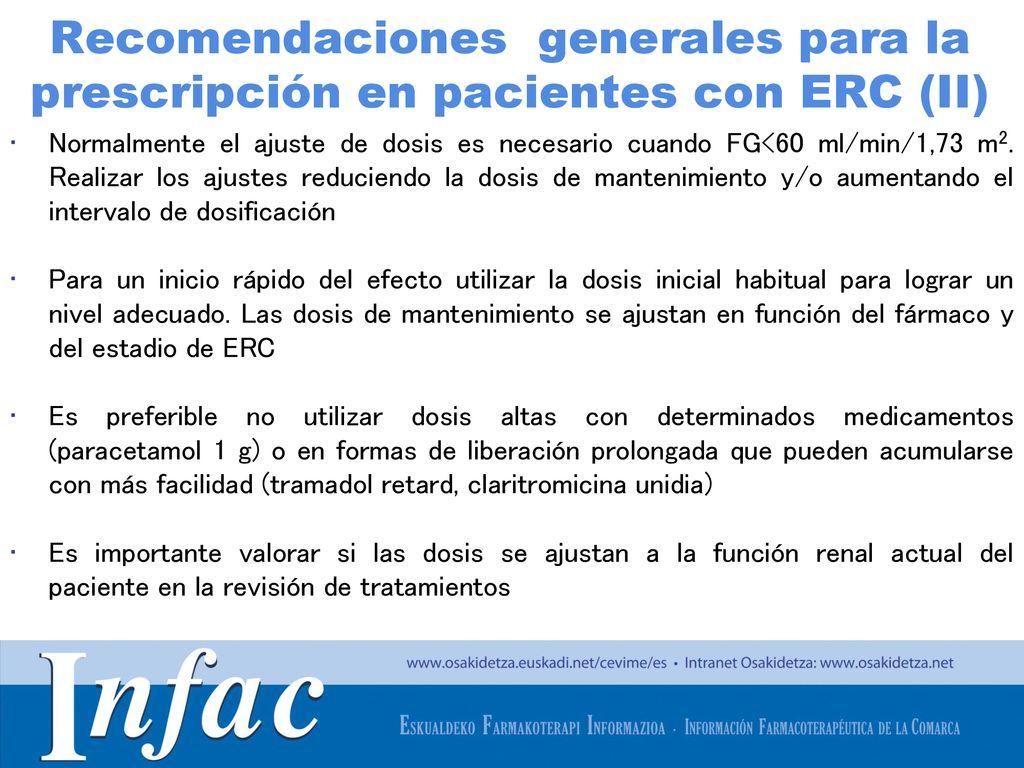 Sumario Introduccion Definicion De Enfermedad Renal Cronica Erc