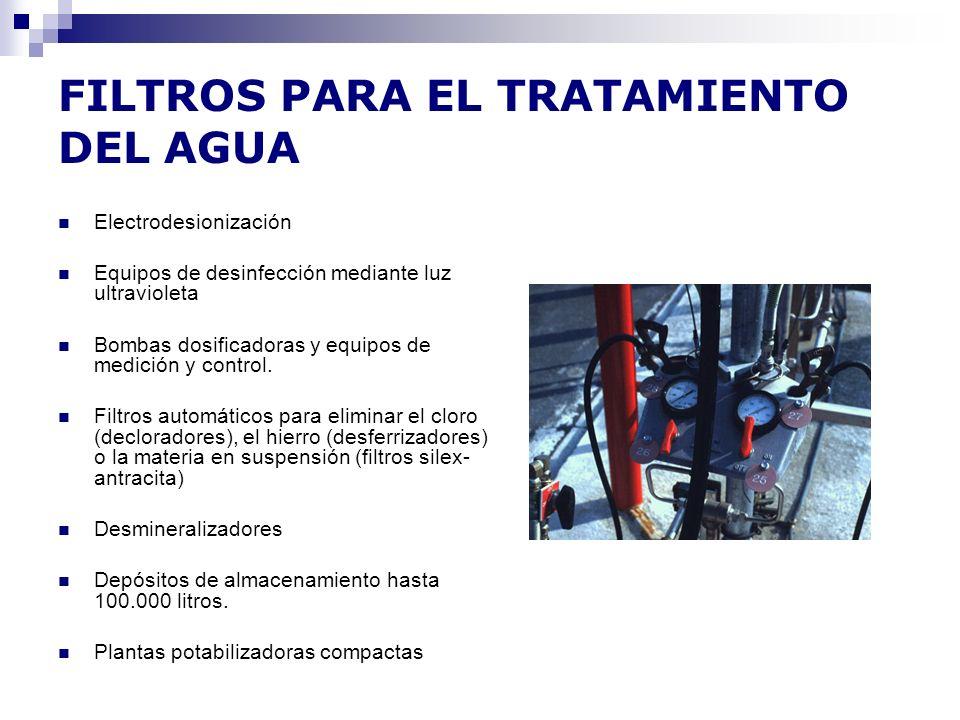 39b7a913f0862 FILTROS PARA EL TRATAMIENTO DEL AGUA Y AIRE - ppt descargar