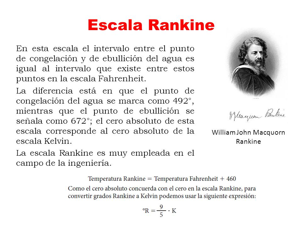William John Macquorn Rankine