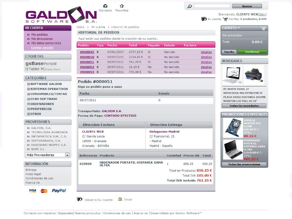 aa2719635 Comercio Electrónico GALDON Software