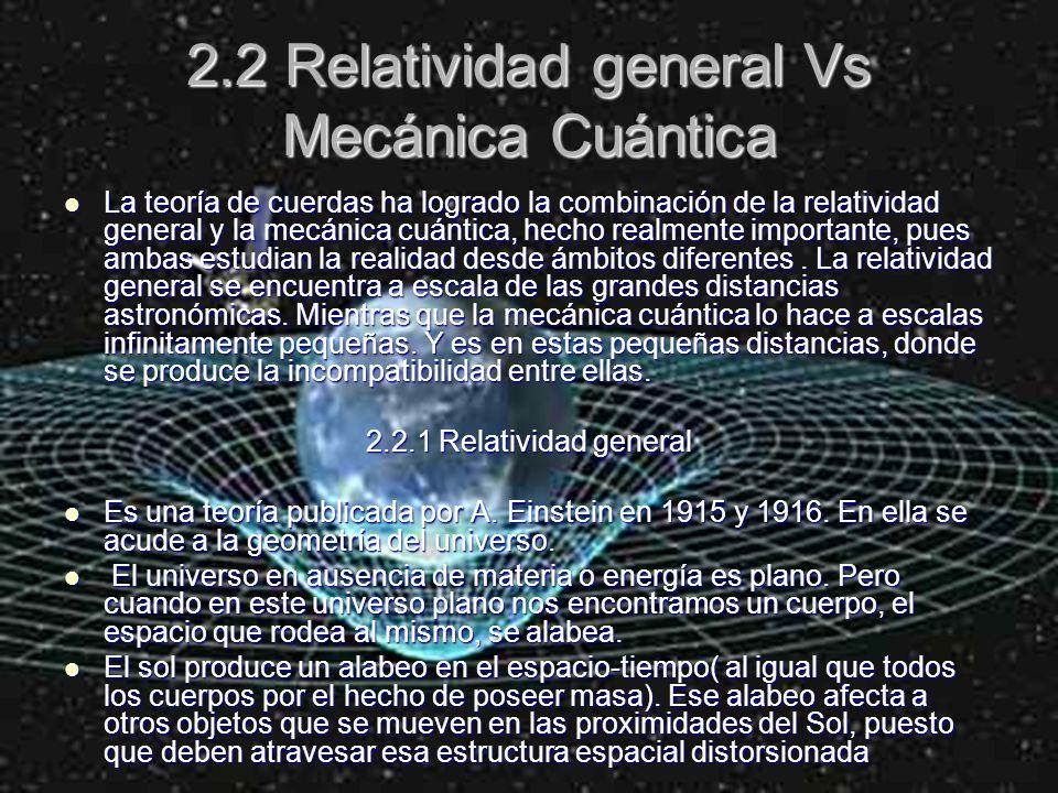 Resultado de imagen de Relatividad general y mecánica cuántica