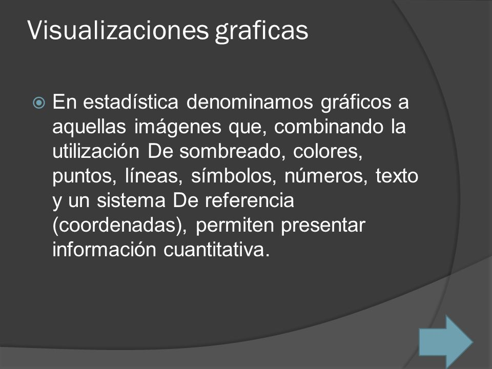 Visualizaciones graficas