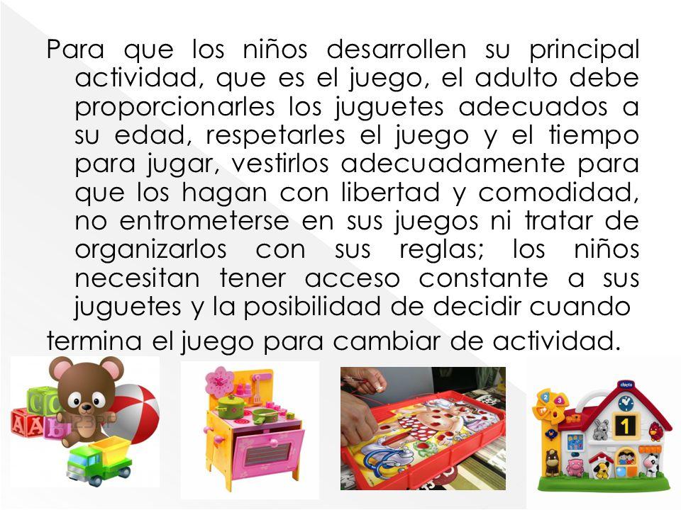 Actividades De Puericultura Para La Edad Preescolar En Diferentes