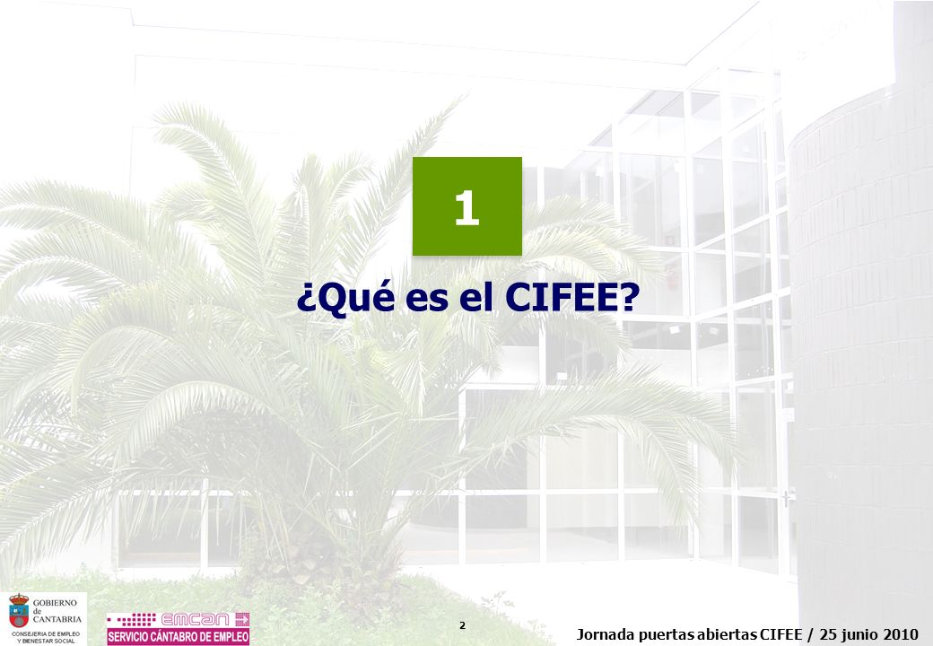 1 ¿Qué es el CIFEE Why a Digital Local Agenda