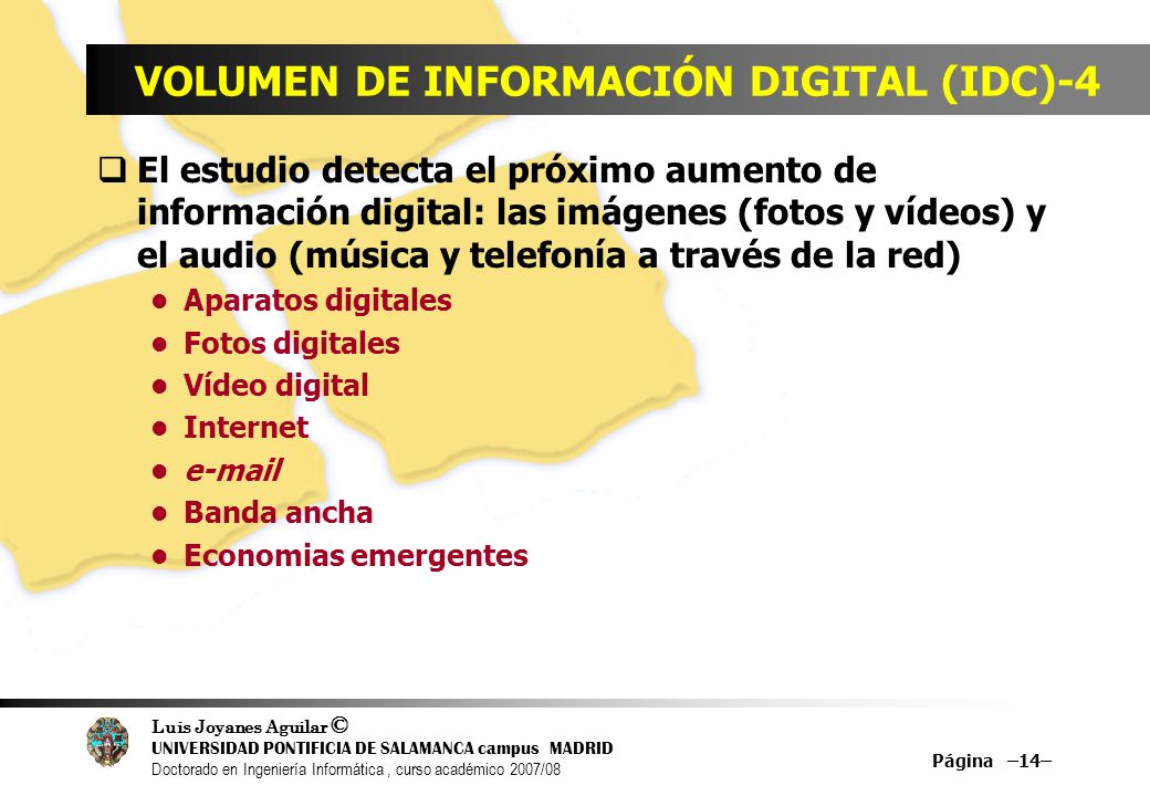 VOLUMEN DE INFORMACIÓN DIGITAL (IDC)-4