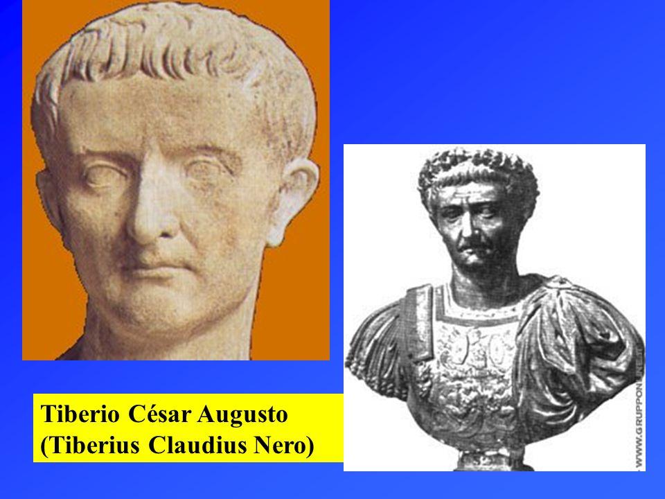 Resultado de imagen para tiberio cesar augusto