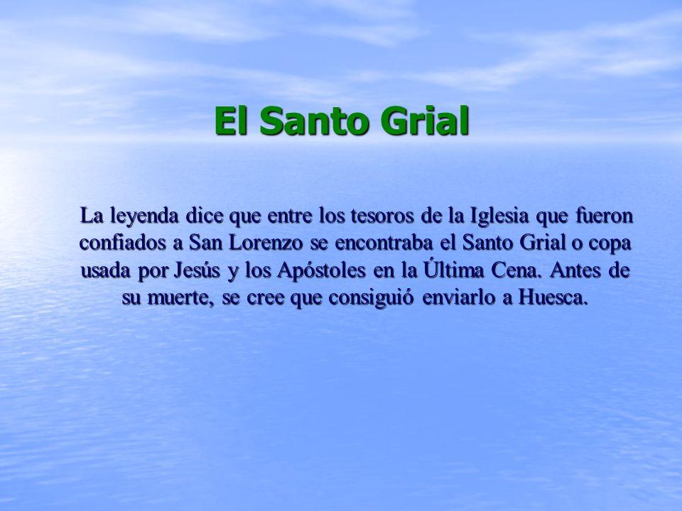 Resultado de imagen para SAN LORENZO GRIAL