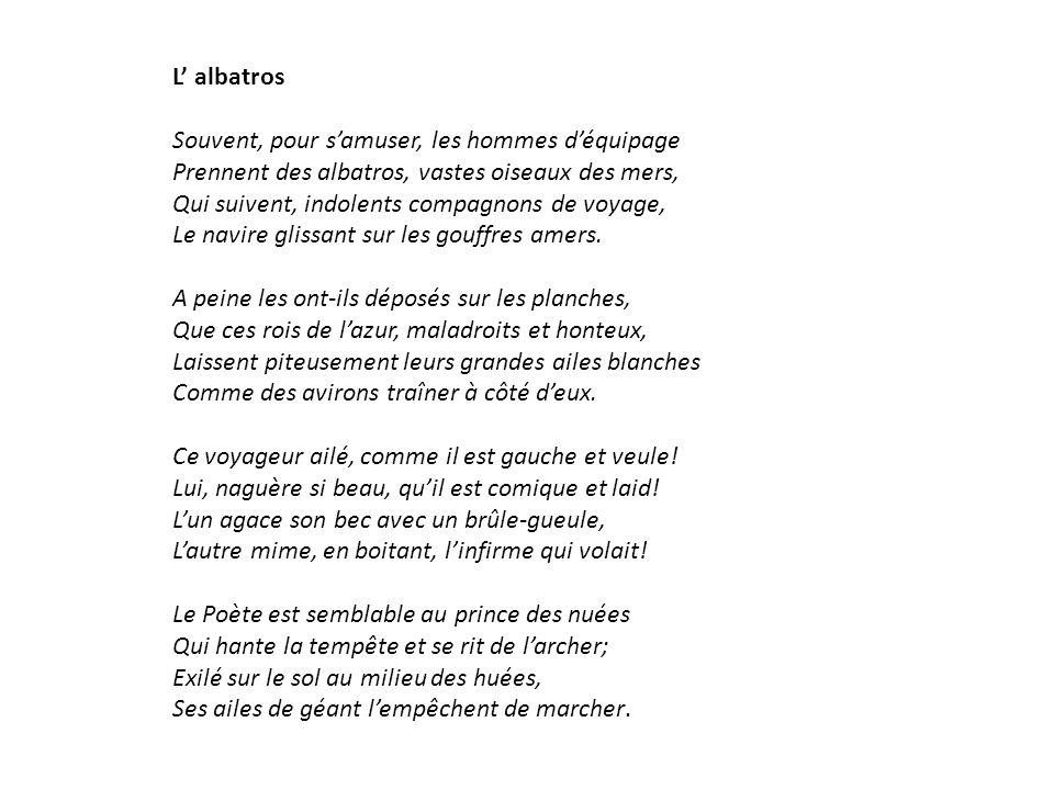 El Albatros De Charles Baudelaire Ppt Descargar