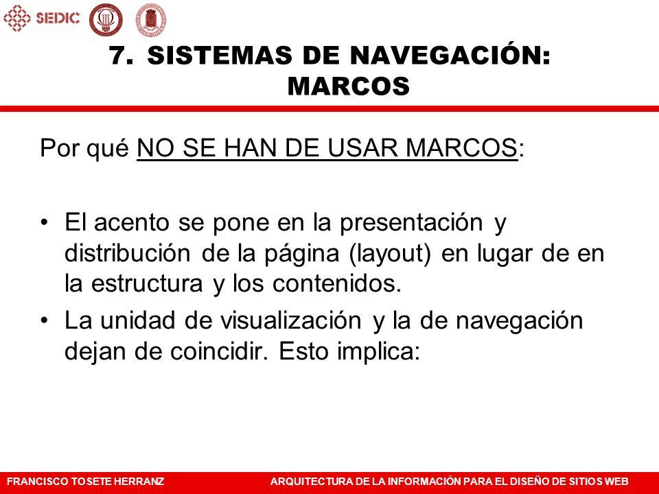 SISTEMAS DE NAVEGACIÓN: MARCOS - ppt descargar