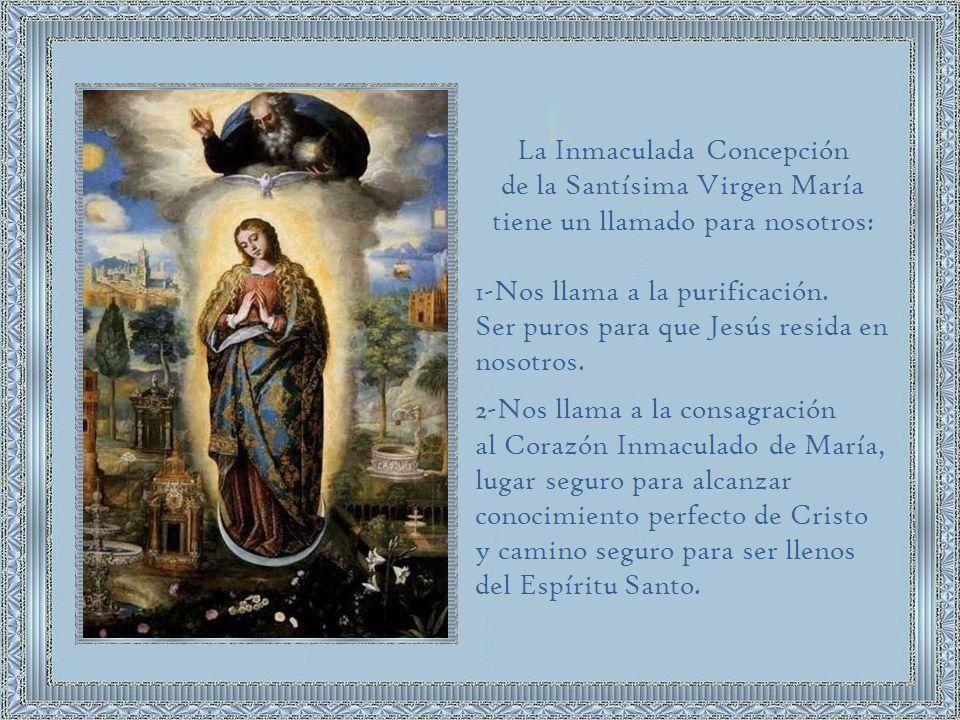 La Inmaculada Concepción De María Es El Dogma De Fe Ppt Video Online Descargar