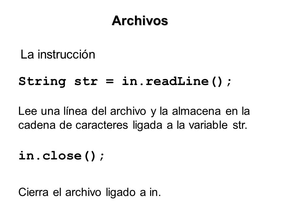 String str = in.readLine();