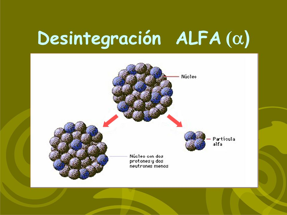 DESINTEGRACION ALFA PDF DOWNLOAD