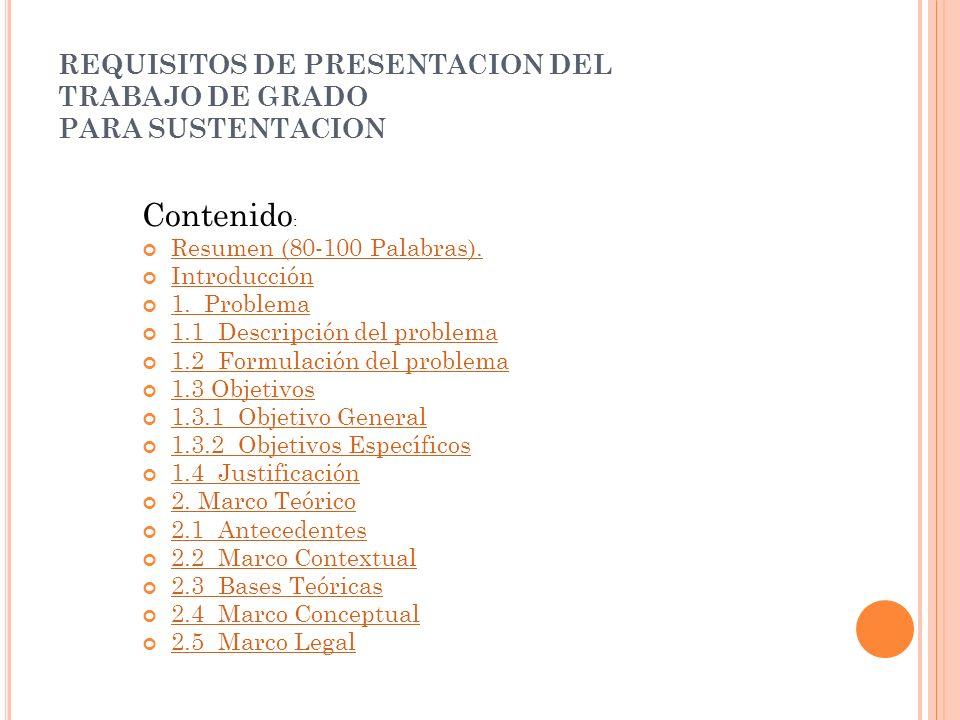 GUIA PARA LA ELABORACION DEL PROYECTO DE INVESTIGACION - ppt video ...