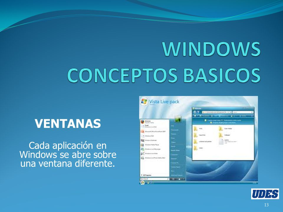 WINDOWS CONCEPTOS BASICOS