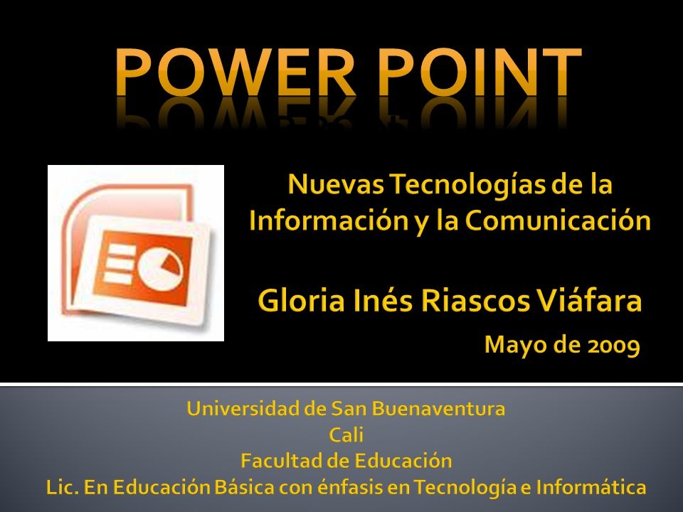 POWER POINT R POINT.