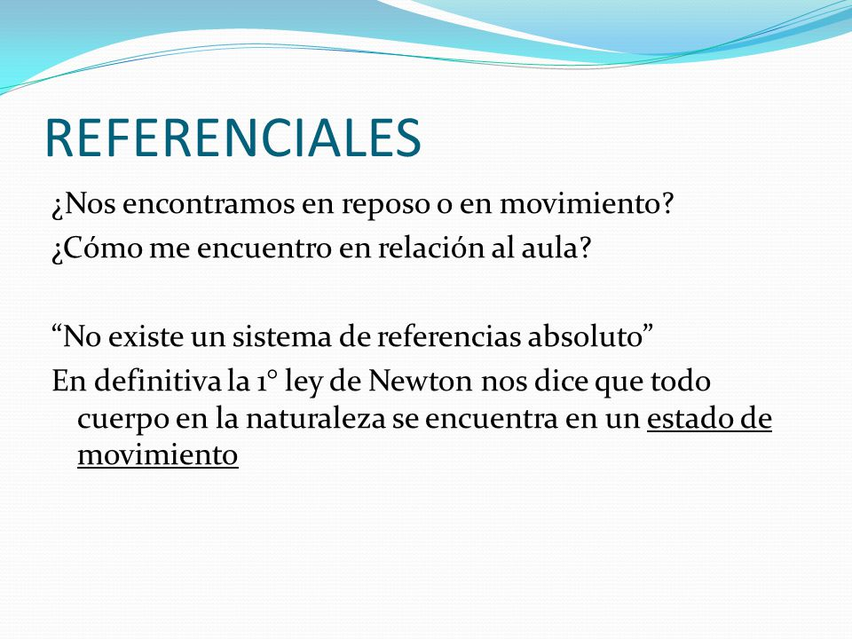 REFERENCIALES