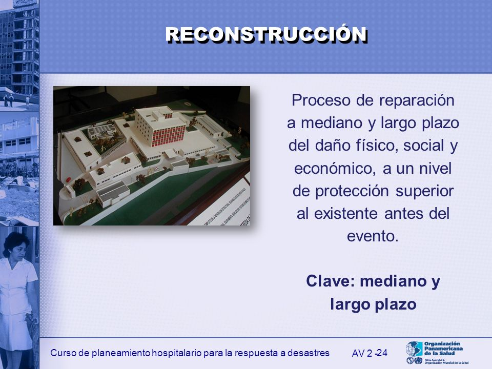 Clave: mediano y largo plazo